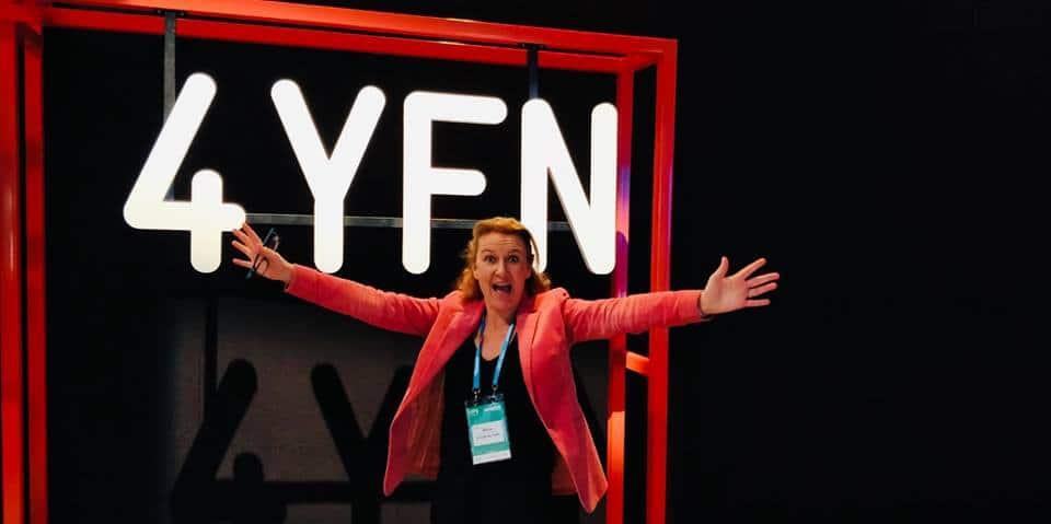 Silvia Bueso en 4YFN 2019