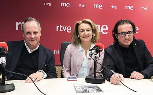 Silvia Bueso Radio Club 21
