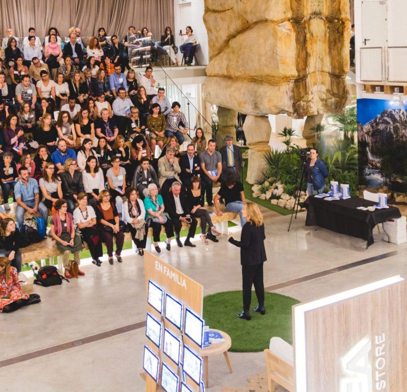 Silvia Bueso Evento Pangea